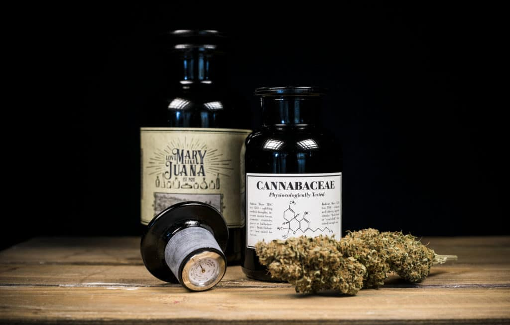 Bild: Cannabis richtig aufbewahren und lagern